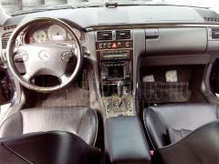 Дефлектор Mercedes-benz E-class station wagon S210.270 Фото 5