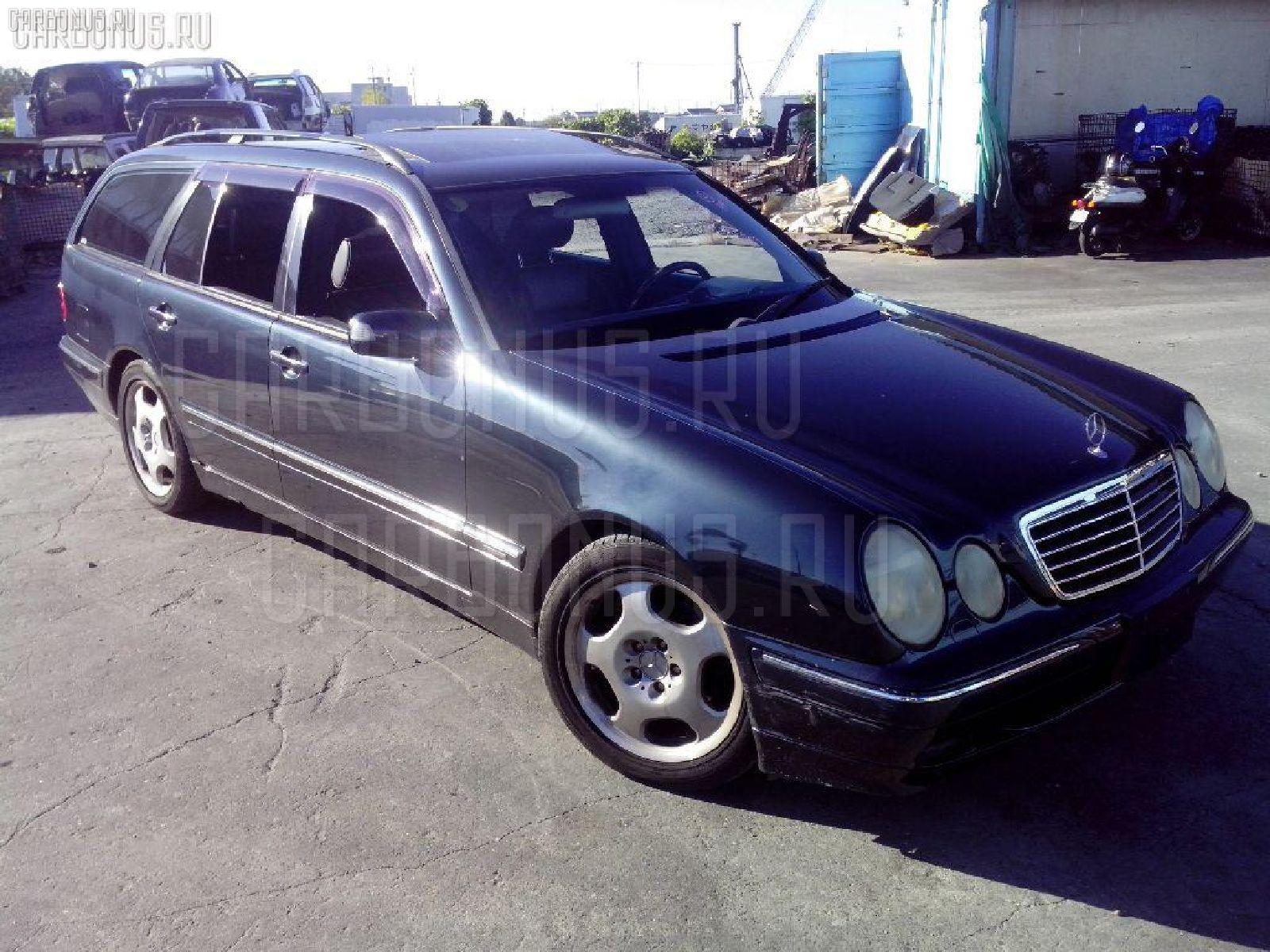 Блок управления air bag MERCEDES-BENZ E-CLASS STATION WAGON S210.270 Фото 2