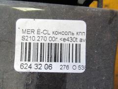 Консоль магнитофона Mercedes-benz E-class station wagon S210.270 Фото 9