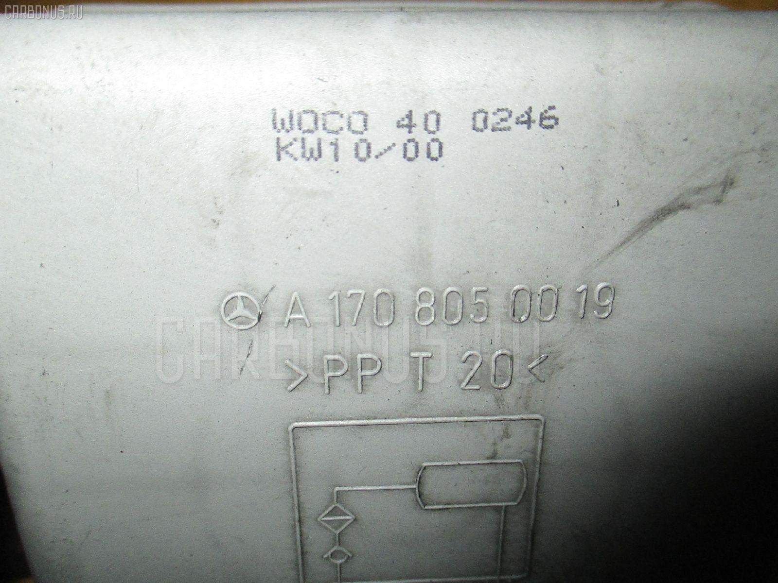Ресивер MERCEDES-BENZ E-CLASS STATION WAGON S210.270 Фото 1