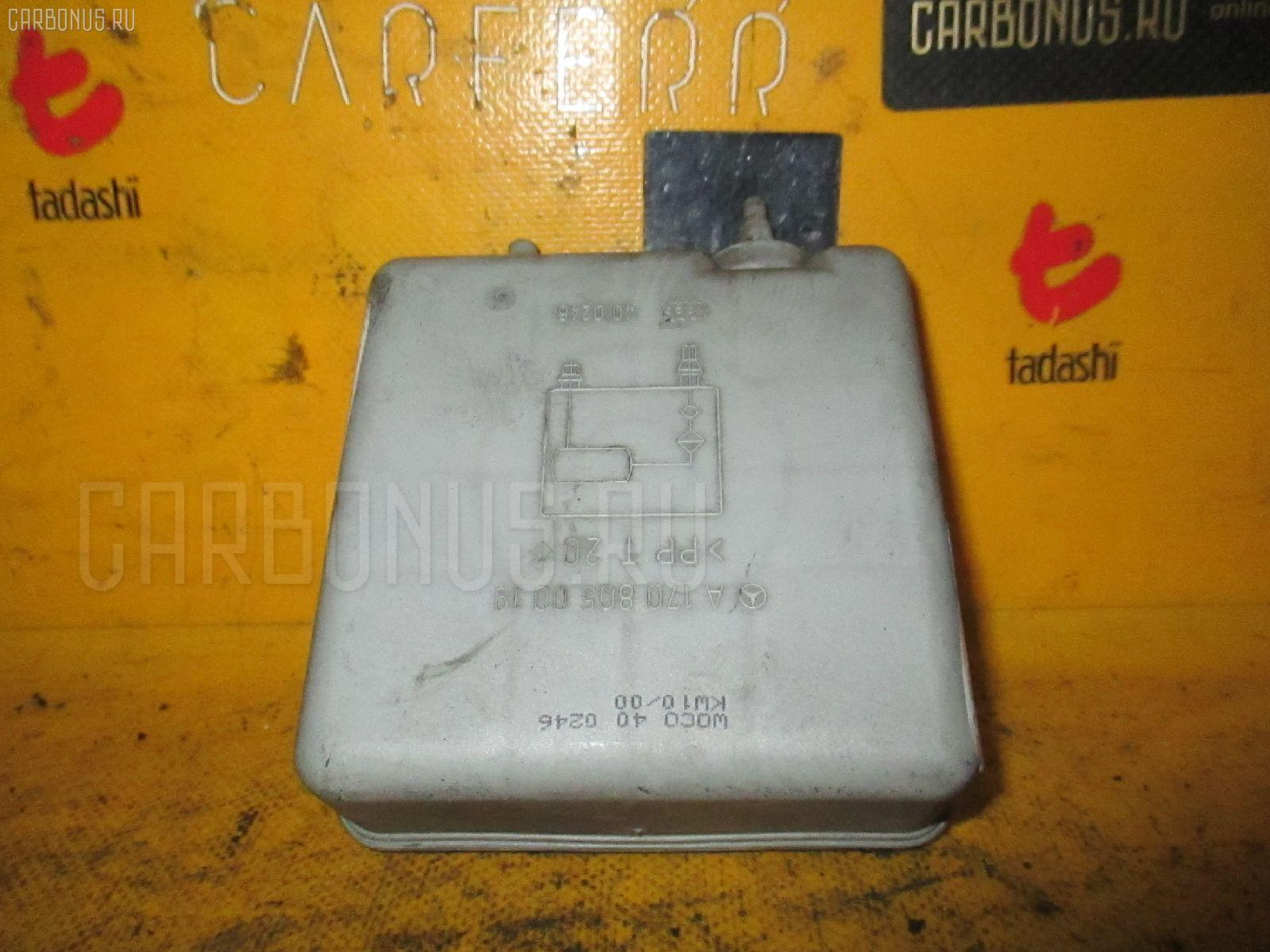 Ресивер MERCEDES-BENZ E-CLASS STATION WAGON S210.270 Фото 4