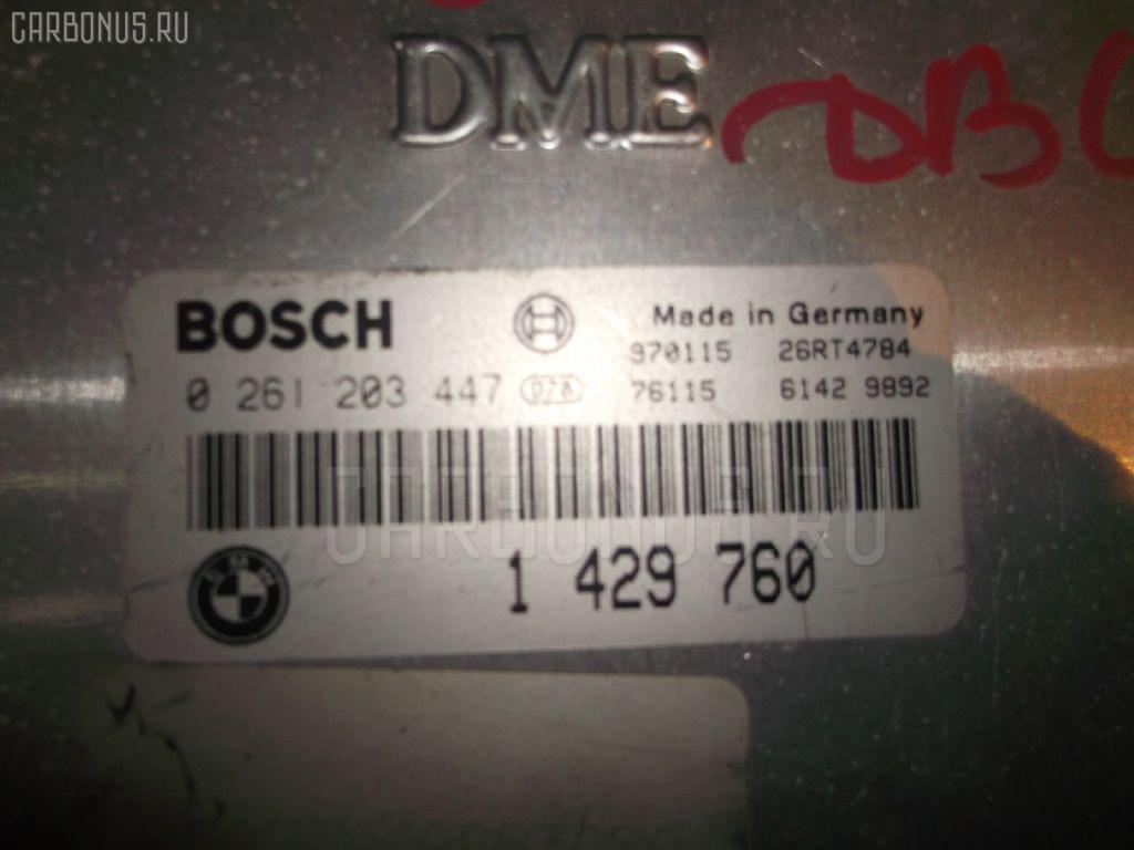 Блок EFI BMW 3-SERIES E36-CA02 M43-184E2 Фото 4
