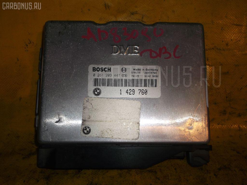 Блок EFI BMW 3-SERIES E36-CA02 M43-184E2 Фото 1