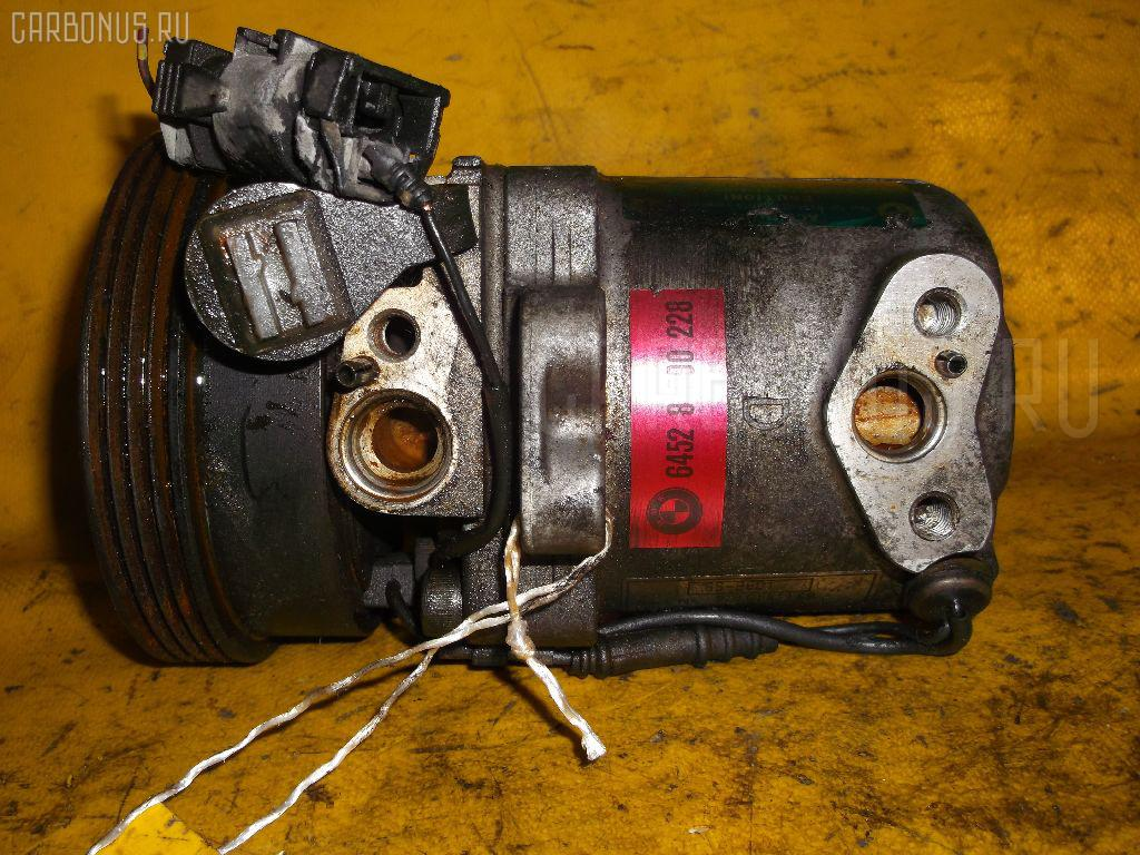 Компрессор кондиционера BMW 3-SERIES E36-CA02 M43-184E2 Фото 5