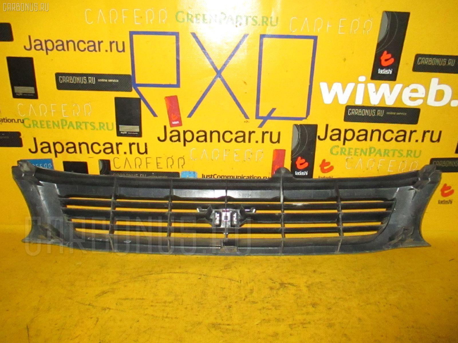 Решетка радиатора TOYOTA TERCEL EL51. Фото 7