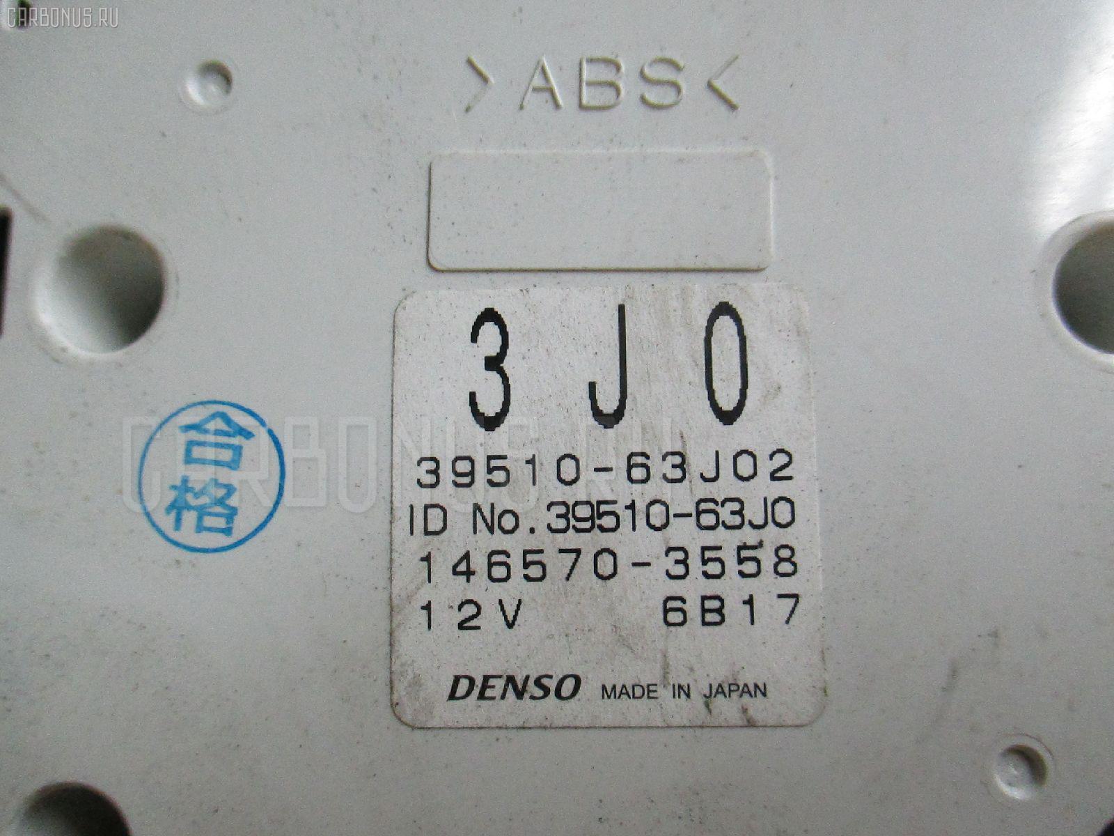 Блок управления климатконтроля SUZUKI SWIFT ZC11S M13A Фото 3