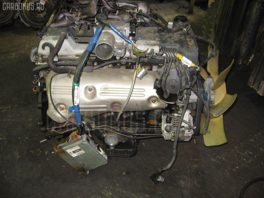 Двигатель TOYOTA MARK II JZX93 1JZ-GE. Фото 6
