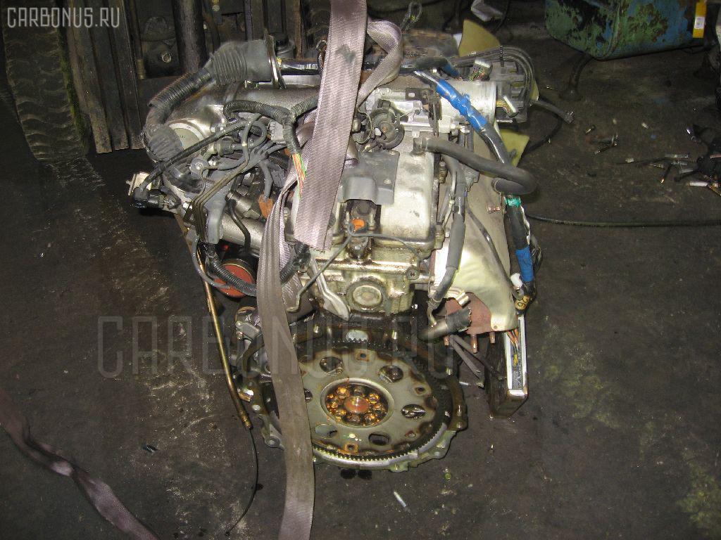 Двигатель TOYOTA MARK II JZX93 1JZ-GE. Фото 7