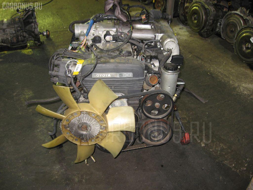 Двигатель TOYOTA MARK II JZX93 1JZ-GE. Фото 9