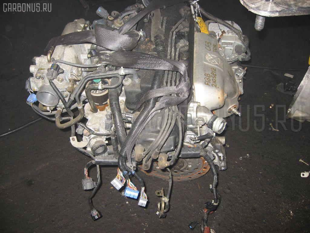 Двигатель HONDA TORNEO CF3 F18B. Фото 3