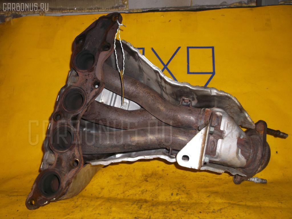 Коллектор выхлопной MAZDA MPV LW3W L3-DE Фото 2