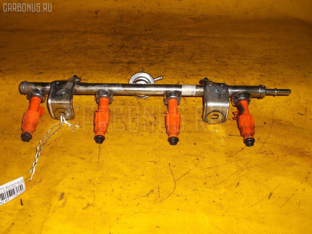 Форсунка инжекторная Mazda Mpv LW3W L3-DE Фото 1