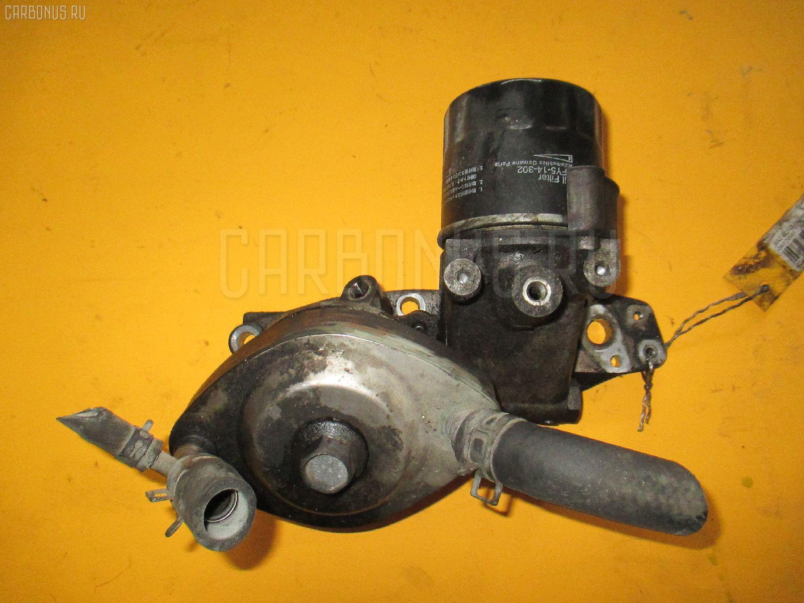 Радиатор масла ДВС MAZDA BONGO SKF2V RF-T Фото 1