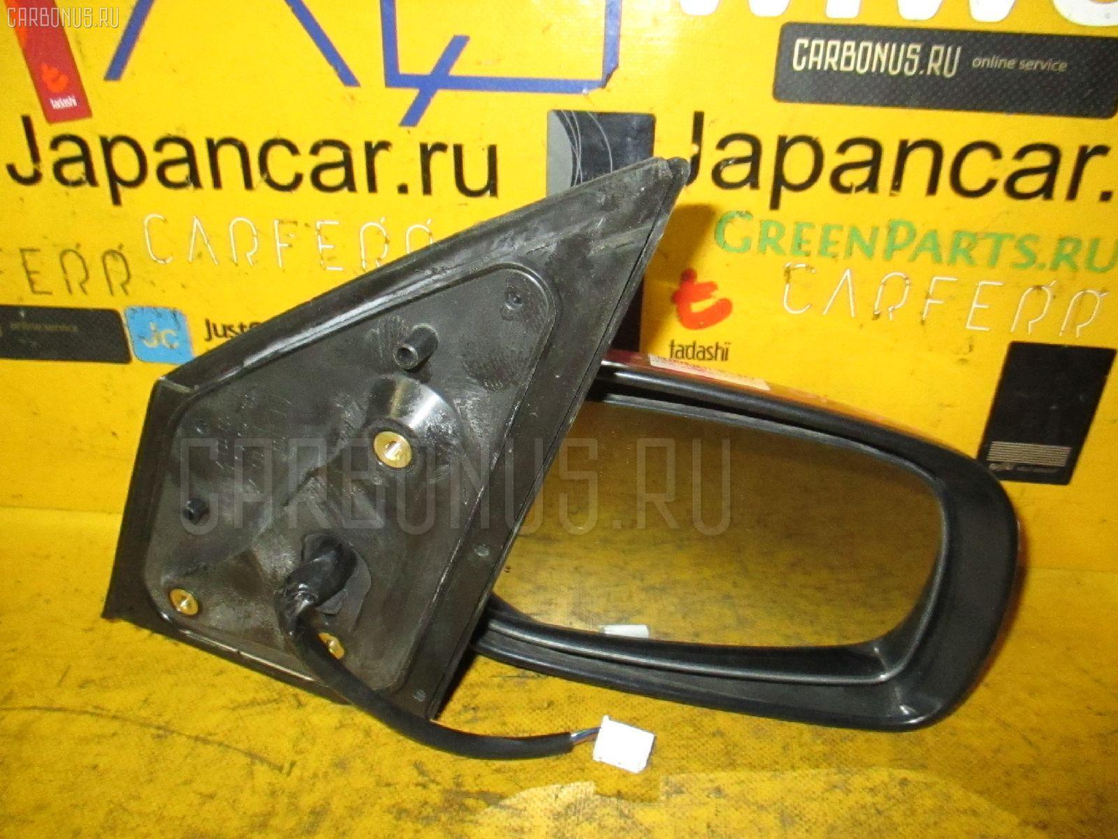 Зеркало двери боковой TOYOTA PASSO QNC10. Фото 9