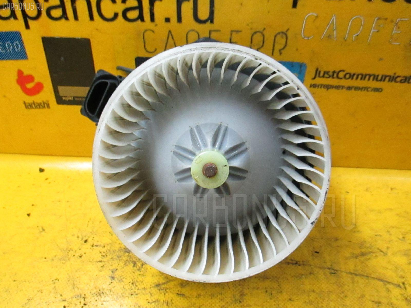 Мотор печки TOYOTA RACTIS SCP100. Фото 4