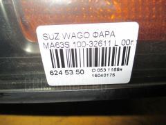 Фара Suzuki Wagon r plus MA63S Фото 3