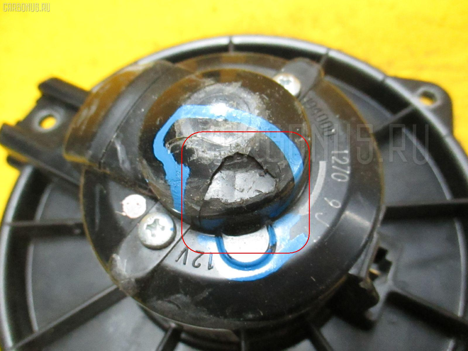 Мотор печки SUZUKI WAGON R SOLIO MA34S. Фото 6