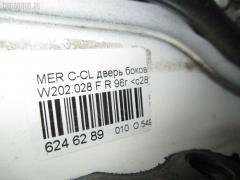 Дверь боковая Mercedes-benz C-class W202.028 Фото 3