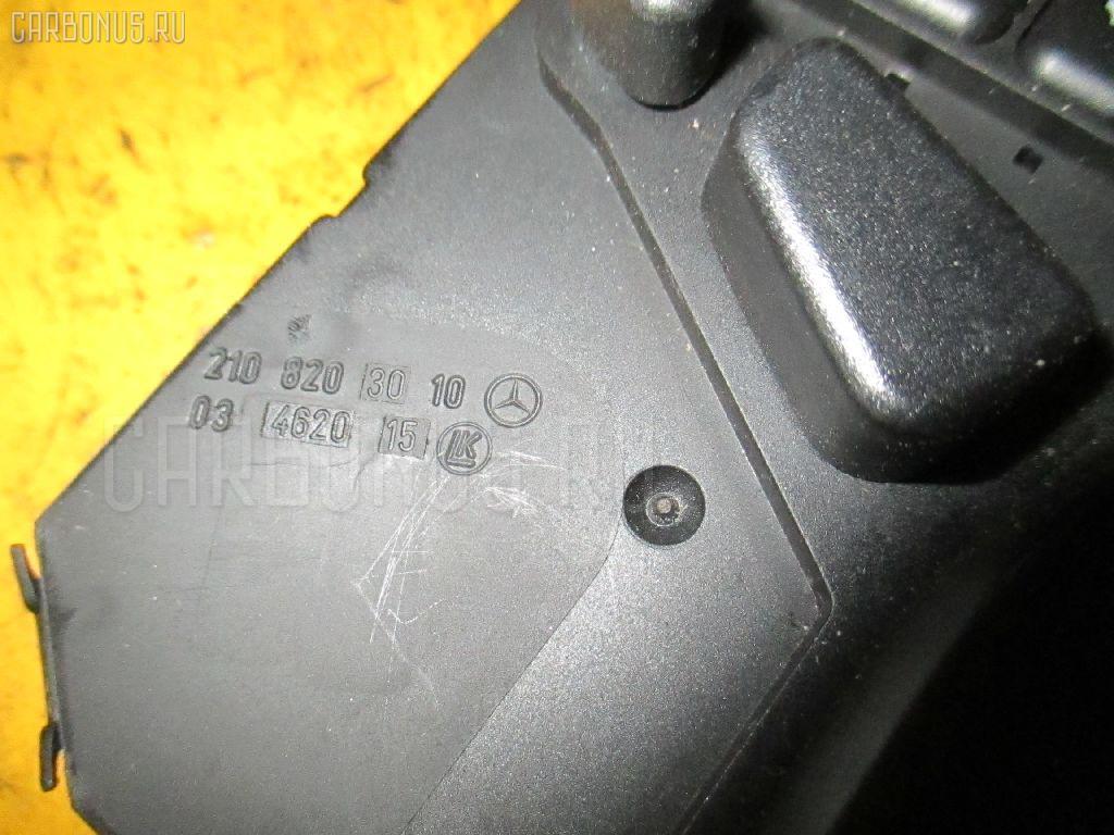 Переключатель регулировки сидения Mercedes-benz E-class W210.072 Фото 1