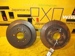 Тормозной диск MERCEDES-BENZ M-CLASS W163.154 112.942 Фото 2