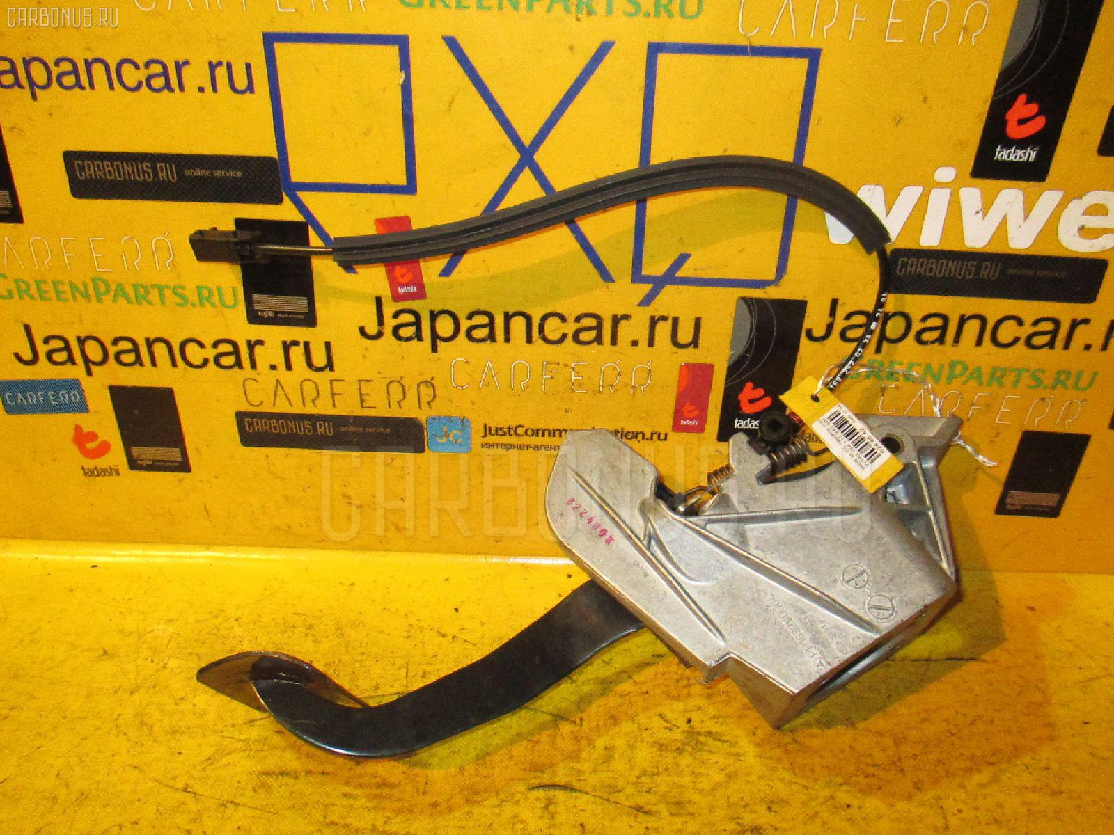 Педаль тормоза MERCEDES-BENZ M-CLASS W163.154 112.942 Фото 2