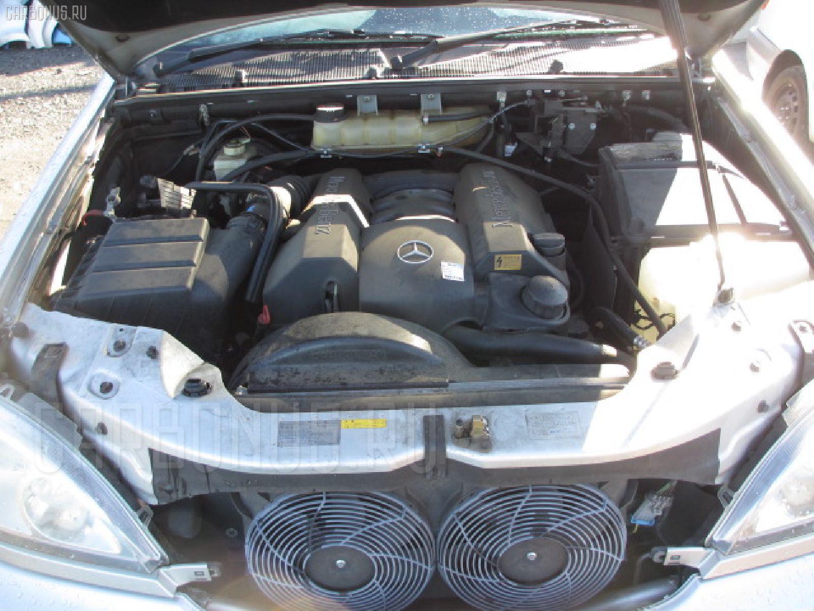 Патрубок радиатора ДВС MERCEDES-BENZ M-CLASS W163.154 112.942 Фото 7