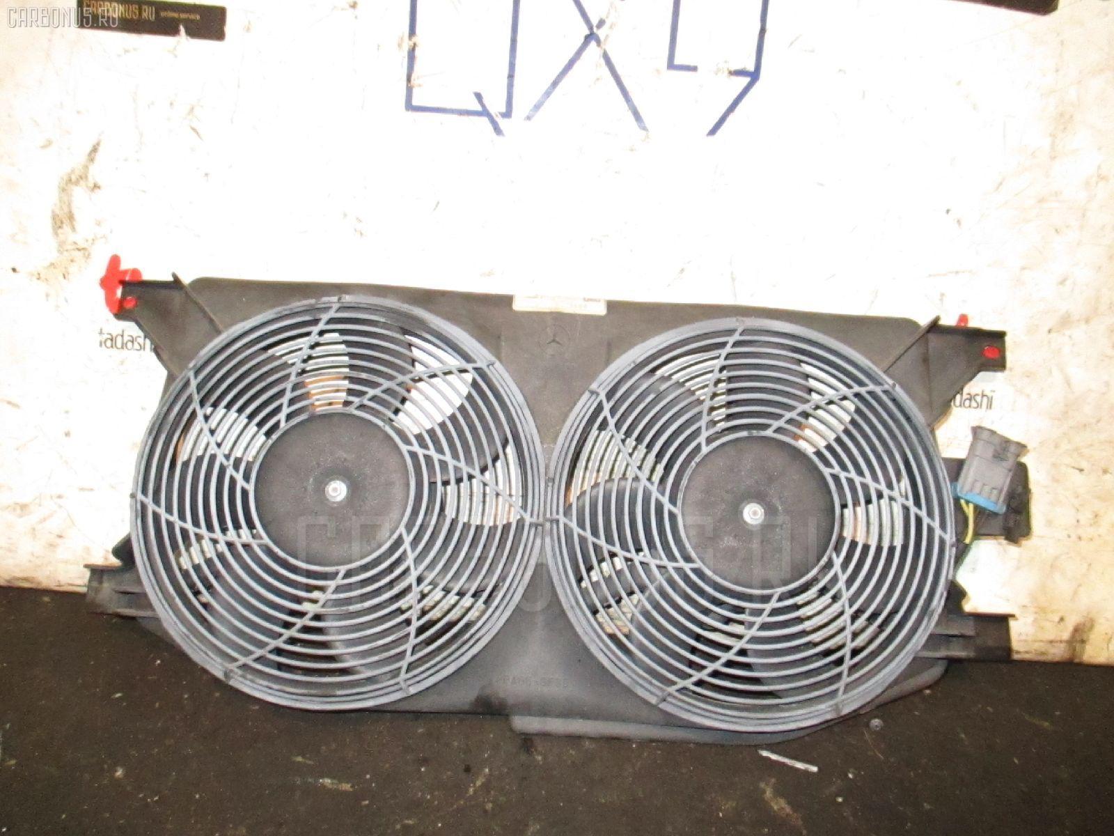 Вентилятор радиатора кондиционера MERCEDES-BENZ M-CLASS W163.154 112.942. Фото 2