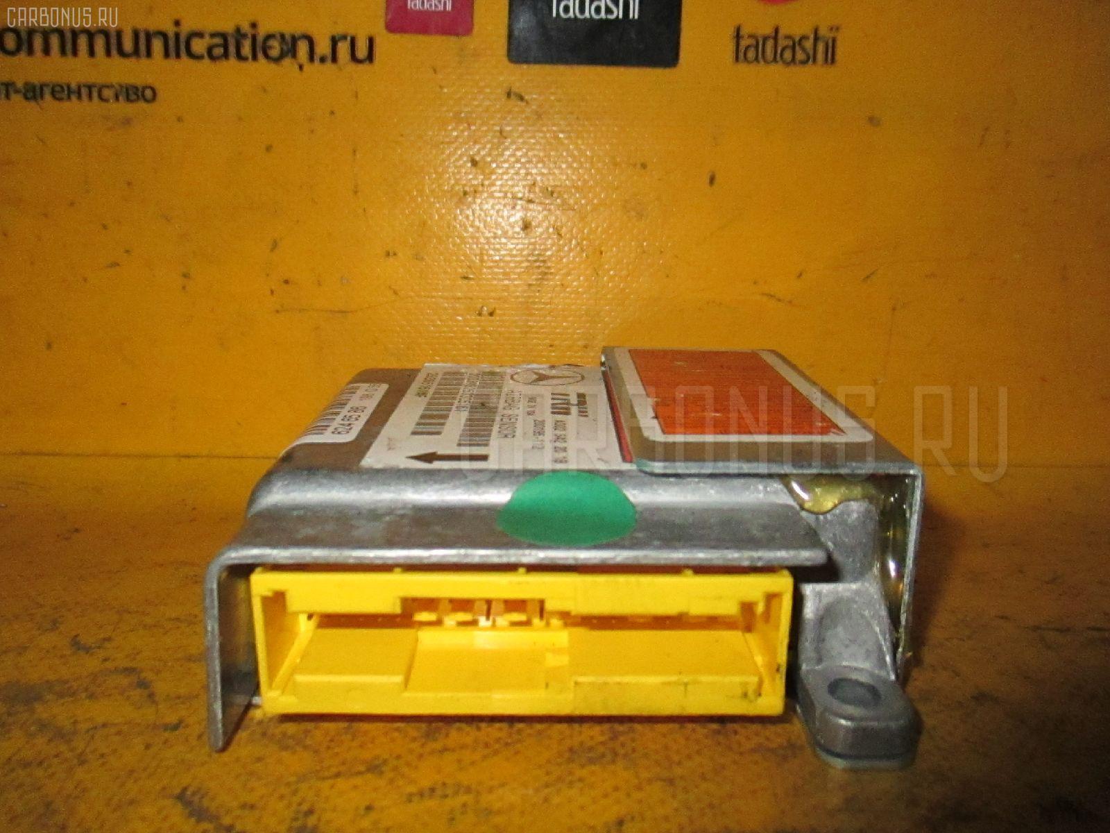 Блок управления air bag MERCEDES-BENZ M-CLASS W163.154 Фото 2