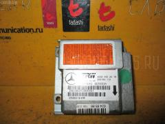 Блок управления air bag MERCEDES-BENZ M-CLASS W163.154 Фото 3