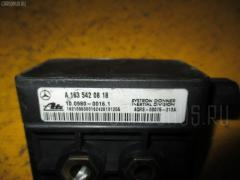 Датчик ускорения Mercedes-benz M-class W163.154 112.942 Фото 1