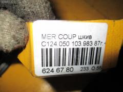 Шкив Mercedes-benz Coupe C124.050 103.983 Фото 9