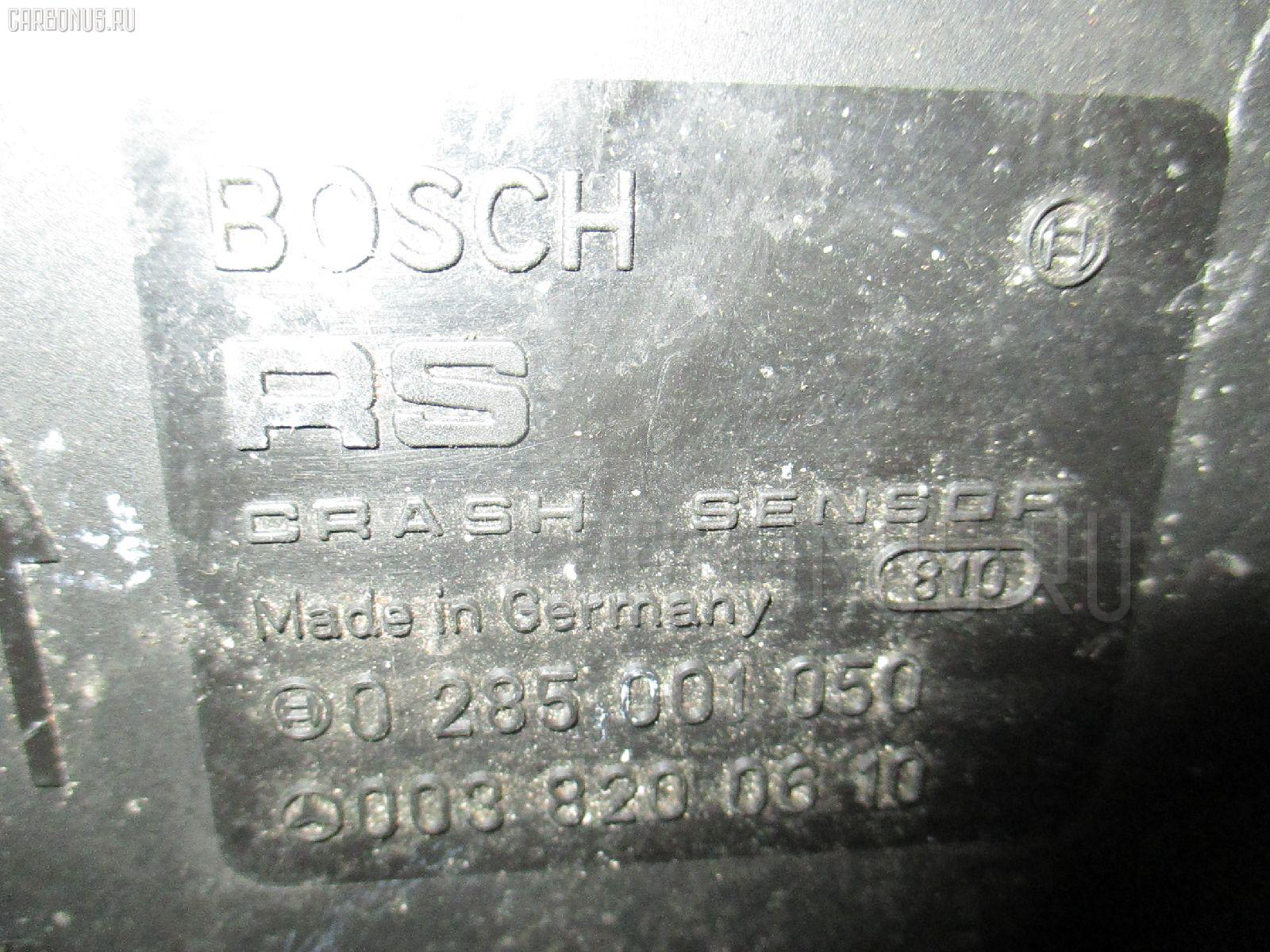 Блок управления air bag MERCEDES-BENZ COUPE C124.050 103.983 Фото 2
