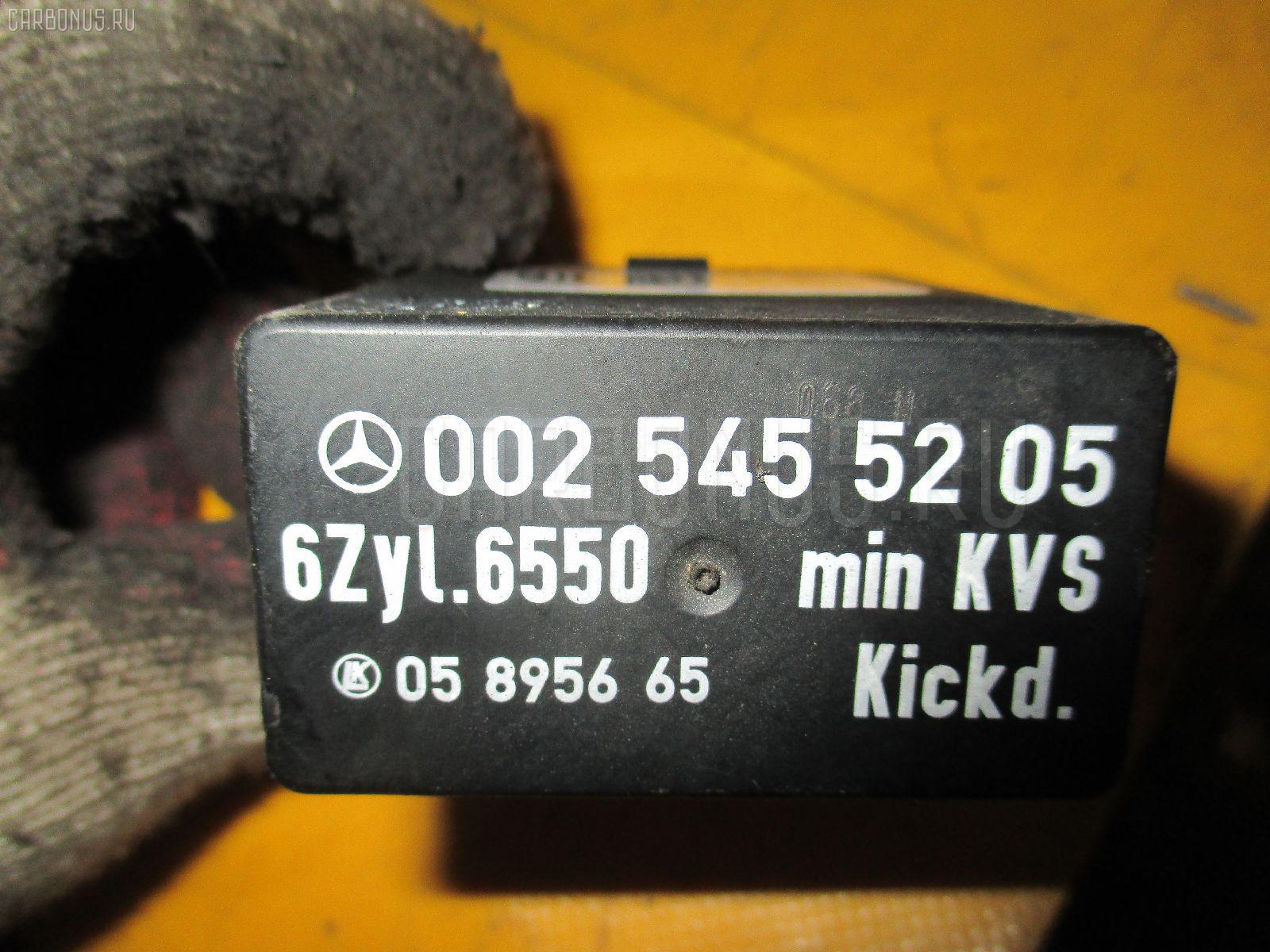 Блок упр-я MERCEDES-BENZ COUPE C124.050 103.983 Фото 1