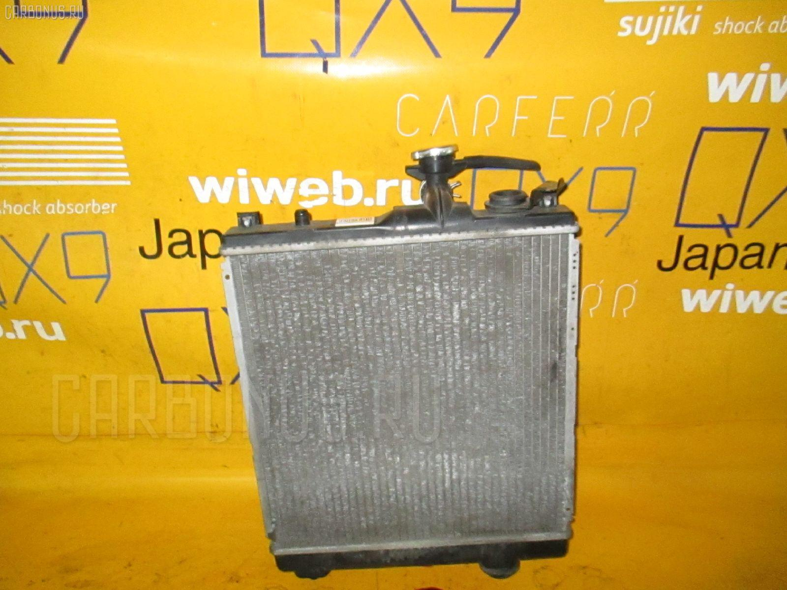 Радиатор ДВС SUZUKI CHEVROLET MW ME34S M13A Фото 2