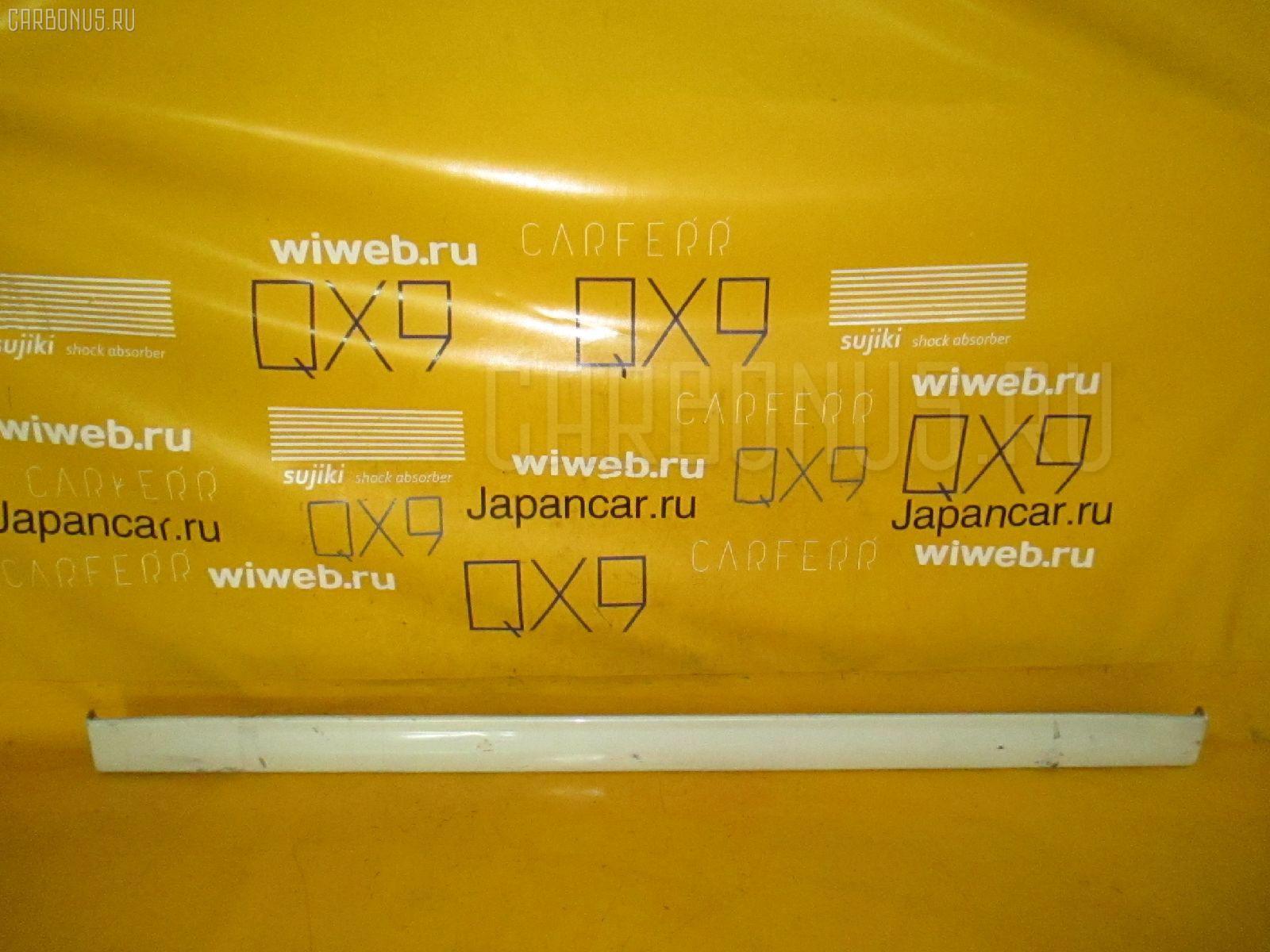 Порог кузова пластиковый ( обвес ) MAZDA AZ WAGON MJ21S Фото 1