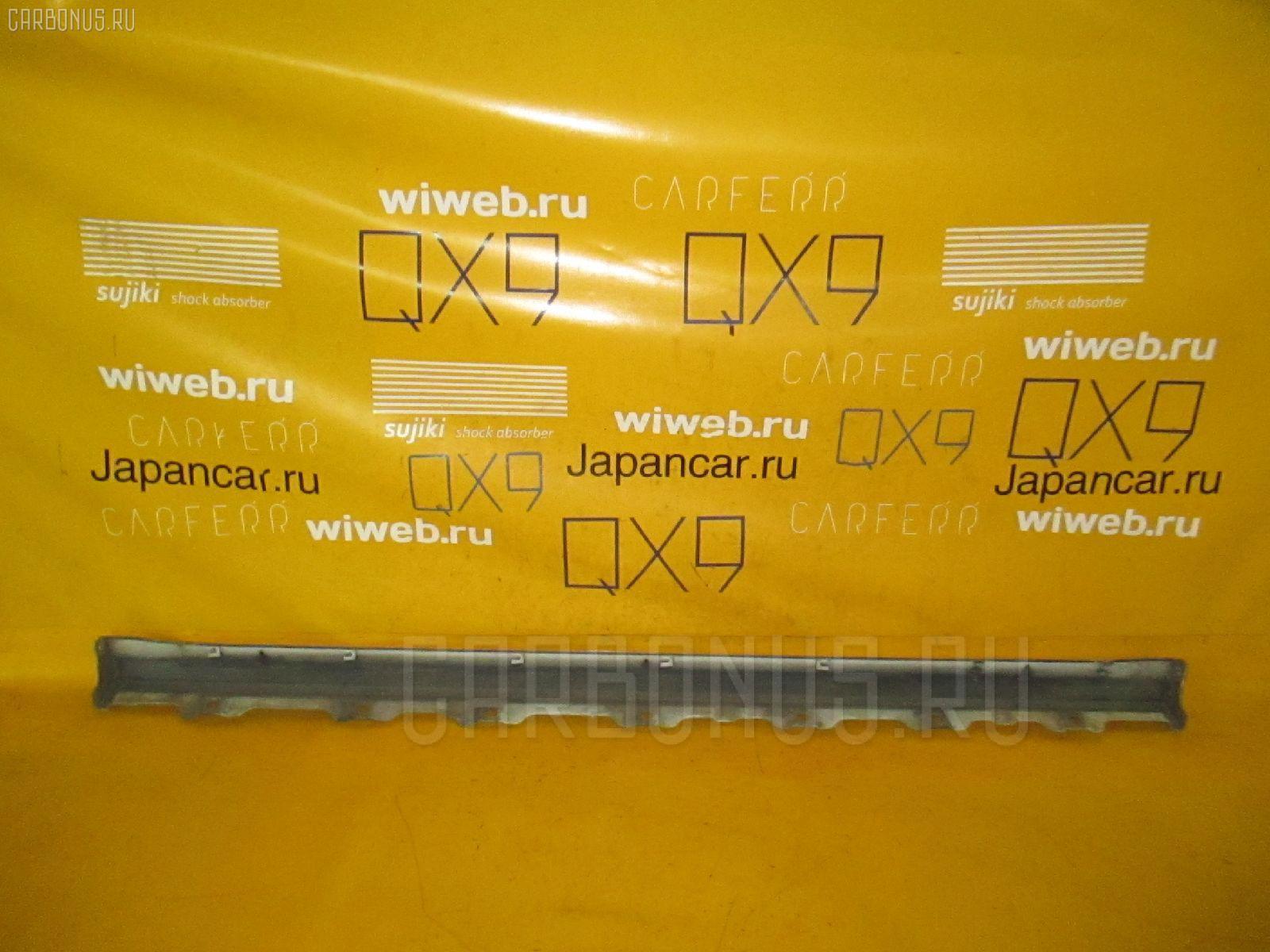 Порог кузова пластиковый ( обвес ) MAZDA AZ WAGON MJ21S Фото 2