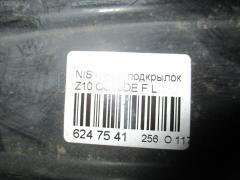 Подкрылок Nissan Cube Z10 CG13DE Фото 2
