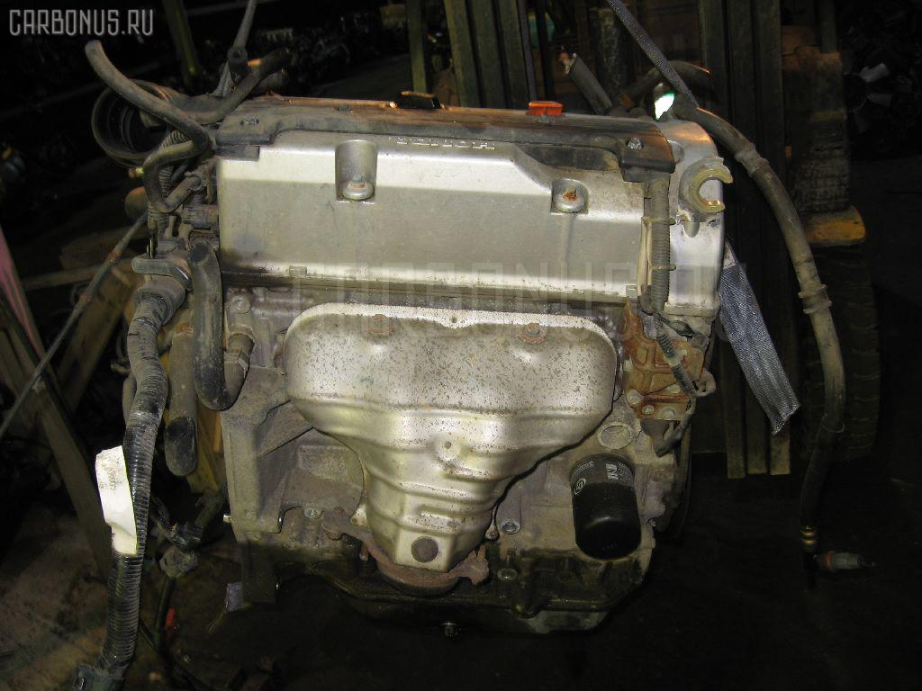 Двигатель HONDA STEP WGN RF4 K20A. Фото 8