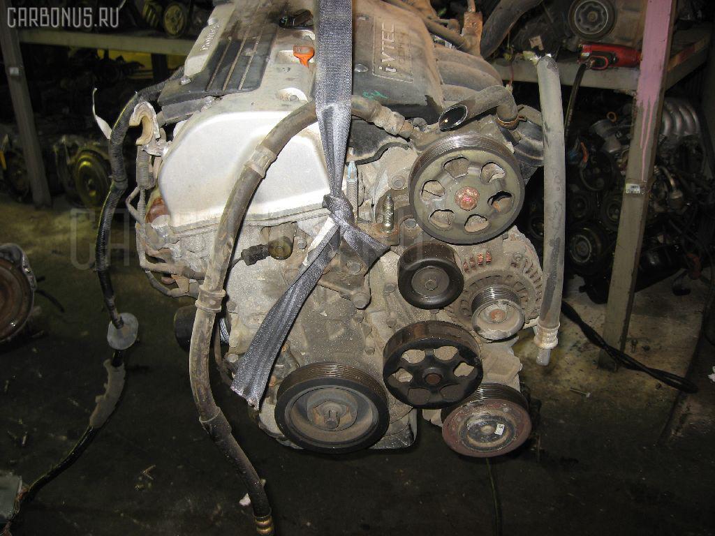 Двигатель HONDA STEP WGN RF4 K20A. Фото 9
