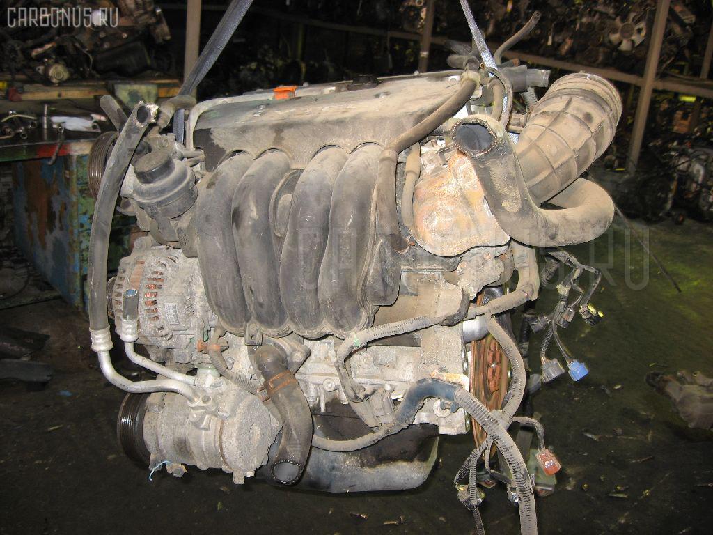 Двигатель HONDA STEP WGN RF4 K20A. Фото 10