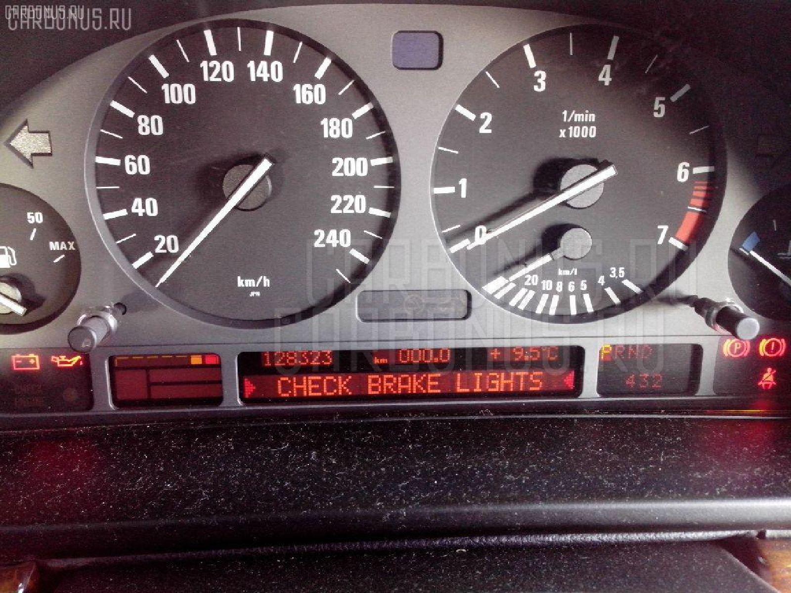 Воздухозаборник BMW 5-SERIES E39-DD61 M52-286S1 Фото 3