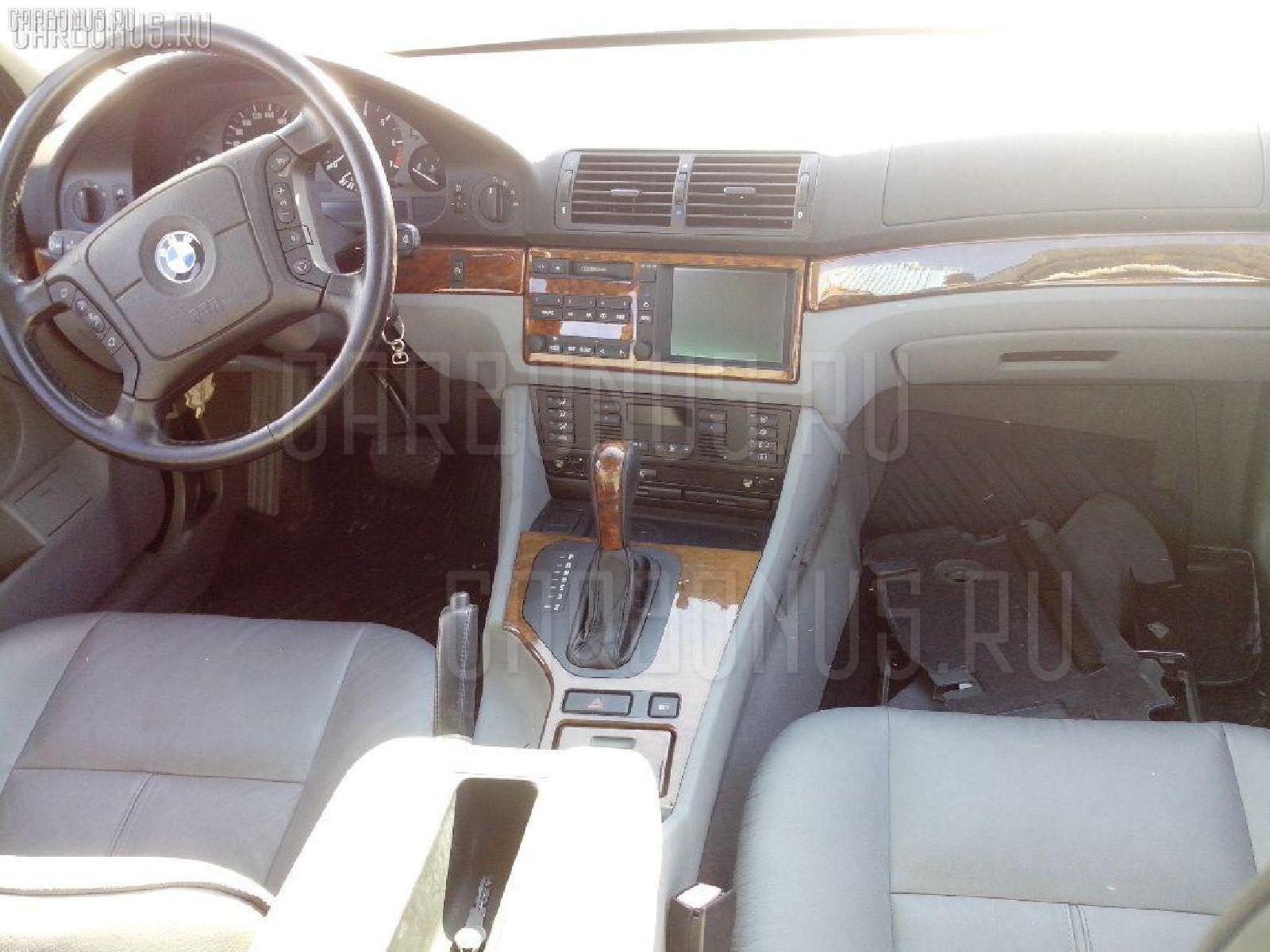 Воздухозаборник BMW 5-SERIES E39-DD61 M52-286S1 Фото 4