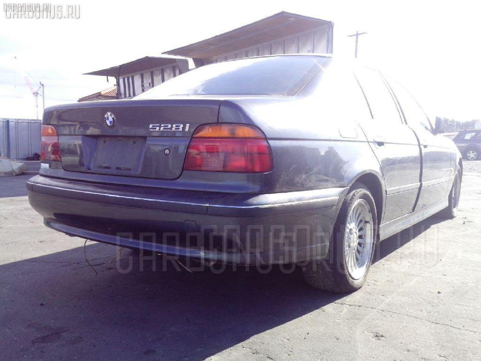 Воздухозаборник BMW 5-SERIES E39-DD61 M52-286S1 Фото 5