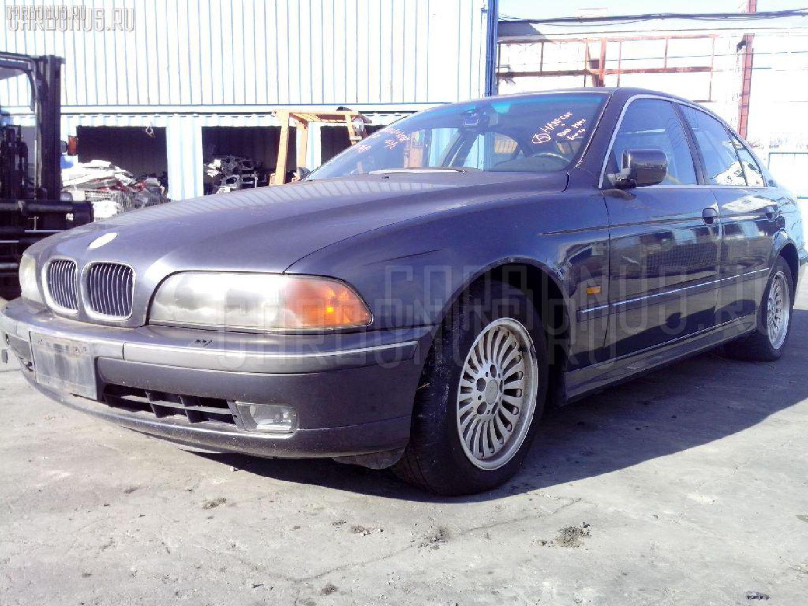 Воздухозаборник BMW 5-SERIES E39-DD61 M52-286S1 Фото 6