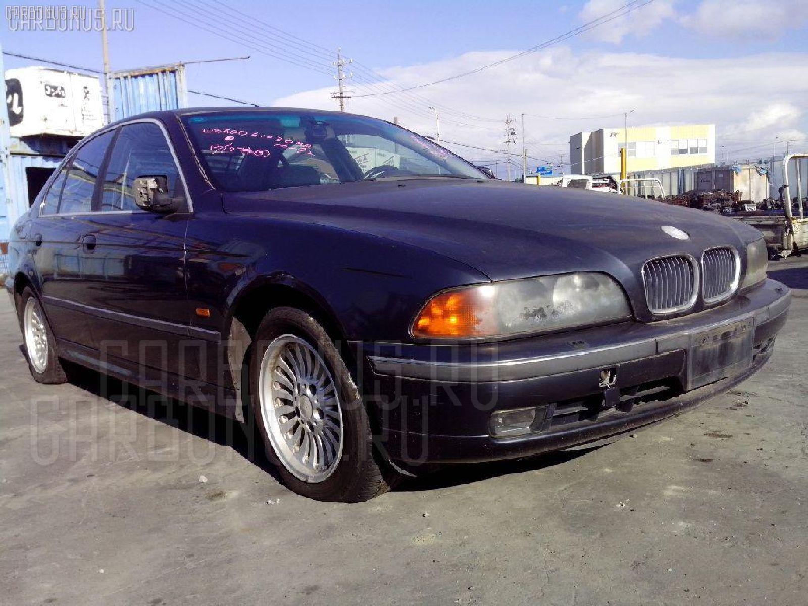 Воздухозаборник BMW 5-SERIES E39-DD61 M52-286S1 Фото 7