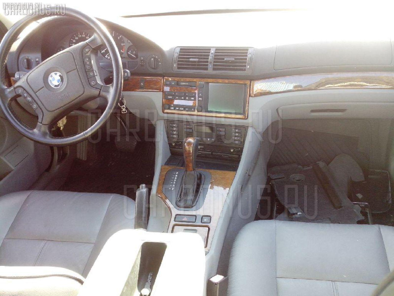 Консоль спидометра BMW 5-SERIES E39-DD61 Фото 4