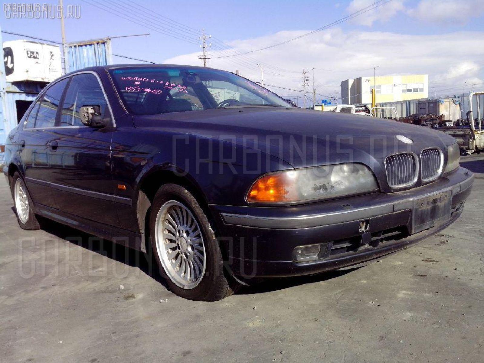 Консоль спидометра BMW 5-SERIES E39-DD61 Фото 7