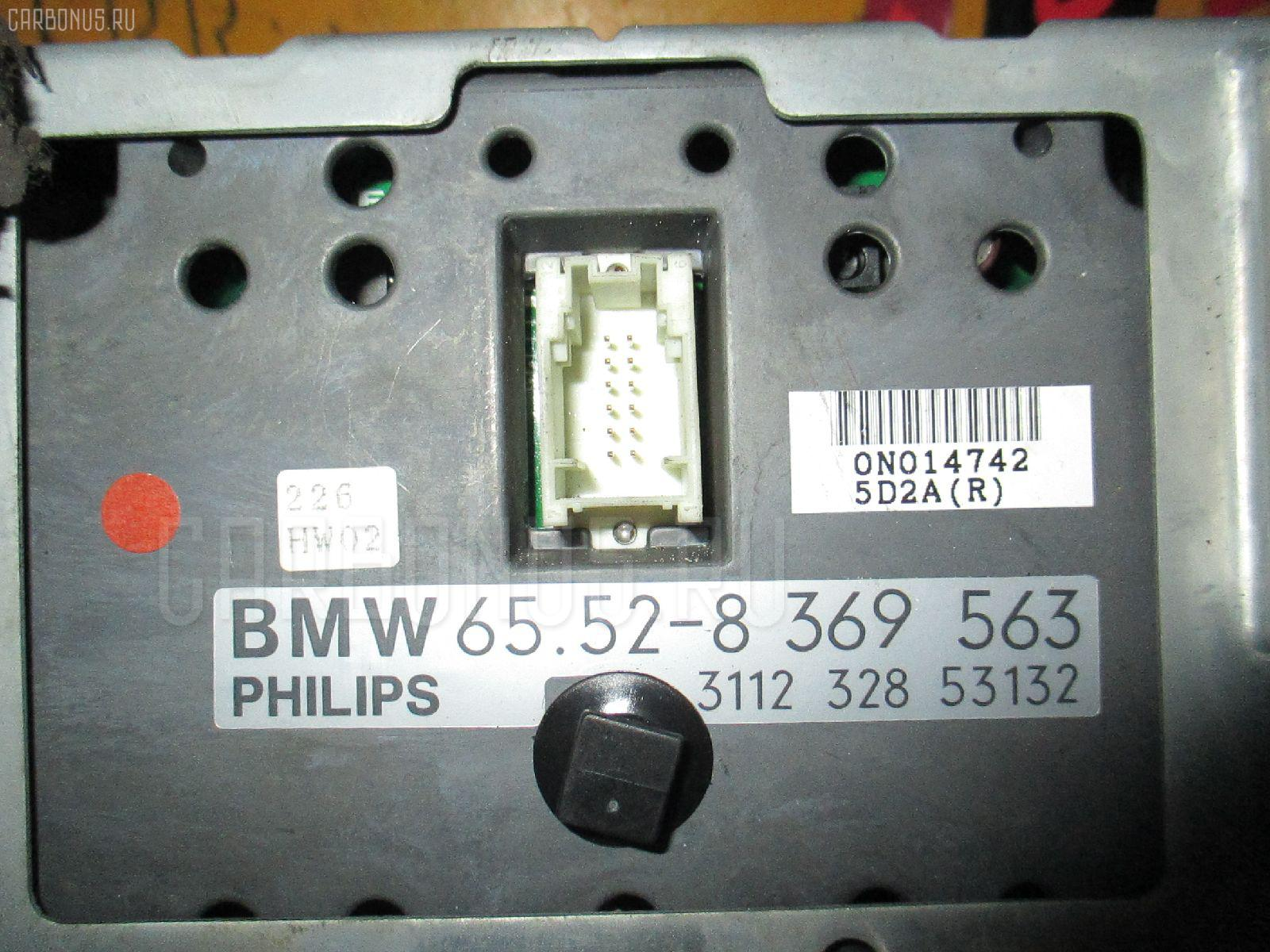 Дисплей информационный BMW 5-SERIES E39-DD61 Фото 3