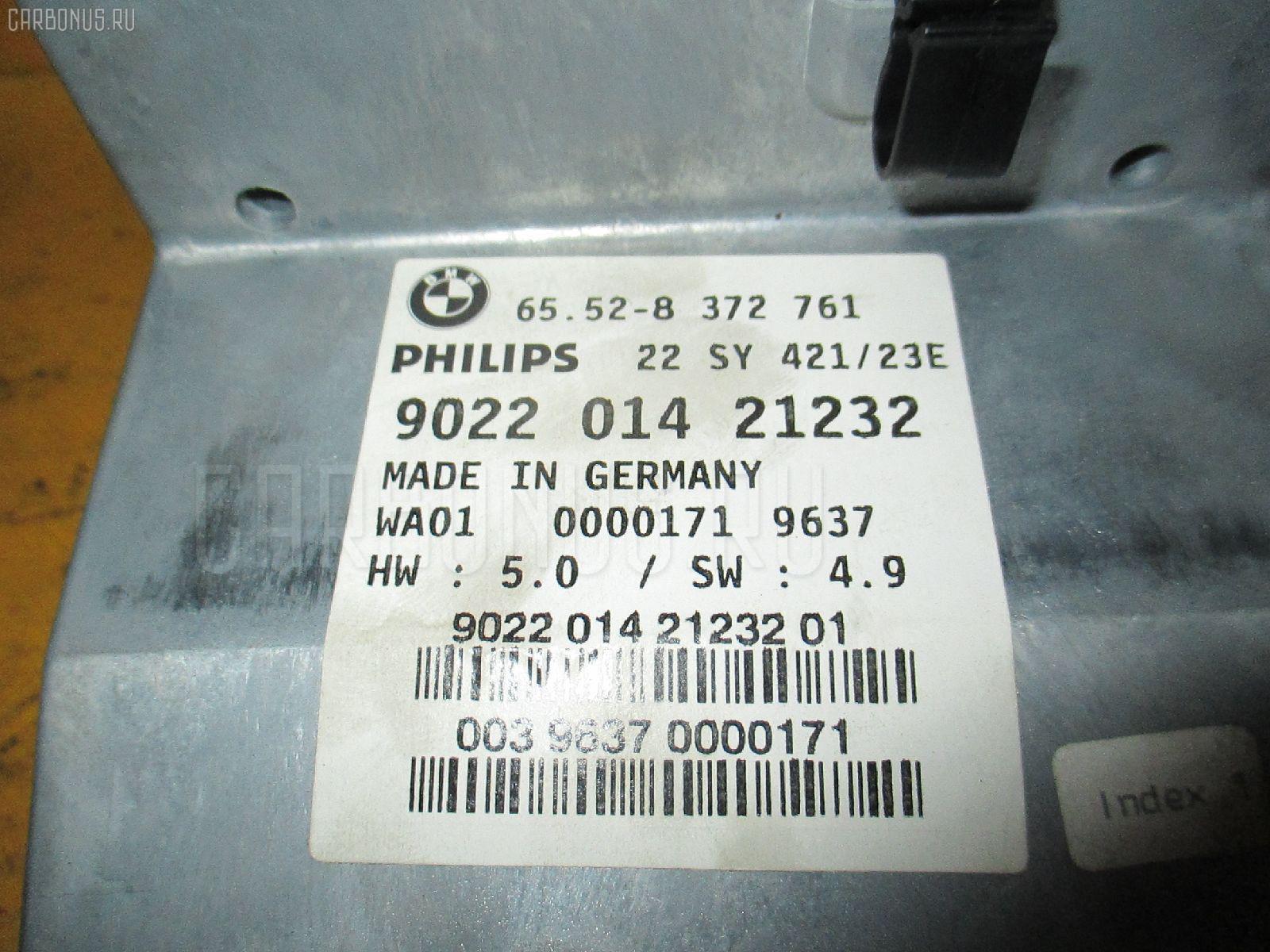 Дисплей информационный BMW 5-SERIES E39-DD61 Фото 4