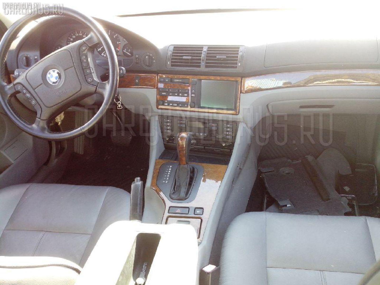 Главный тормозной цилиндр BMW 5-SERIES E39-DD61 M52-286S1 Фото 4